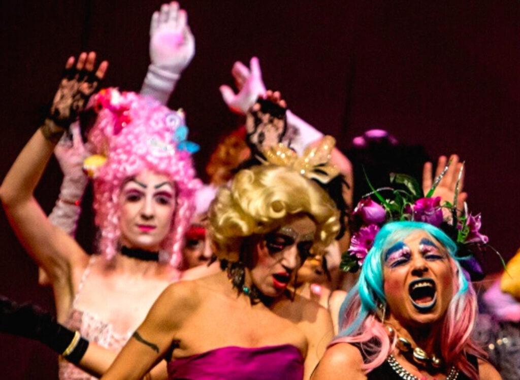 Laboratorio di teatro Drag a cura della compagnia Nina's Drag Queens