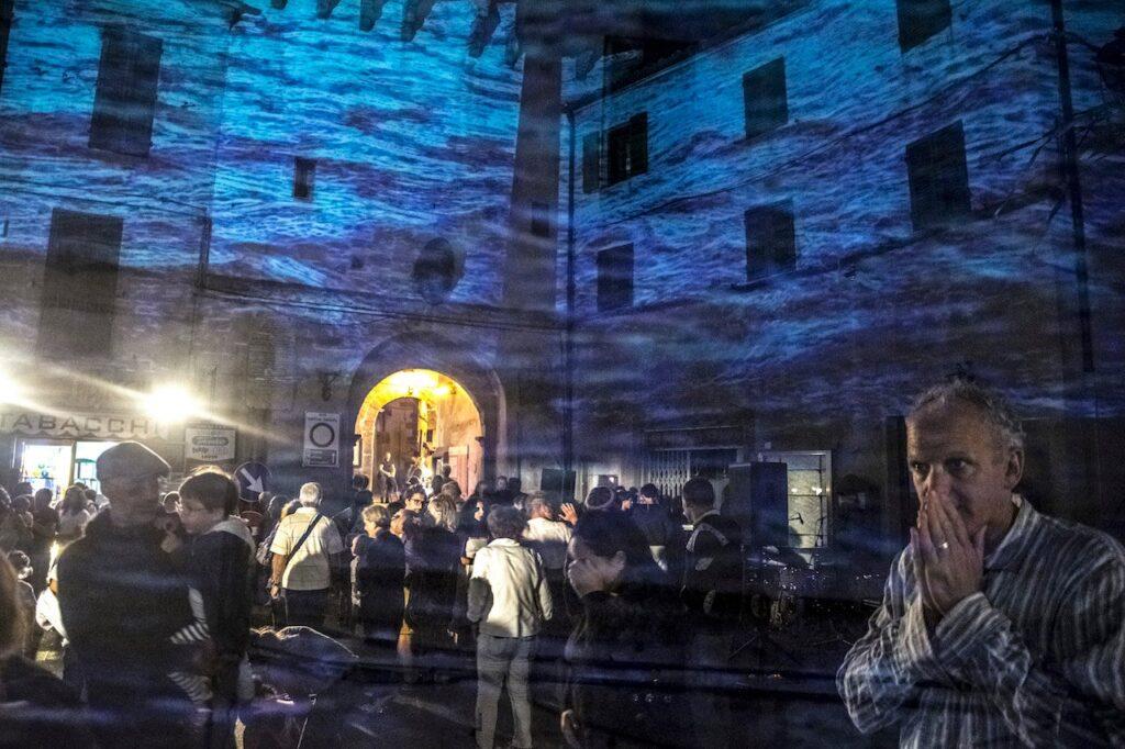Teatro nel bicchiere festival conferenza stampa